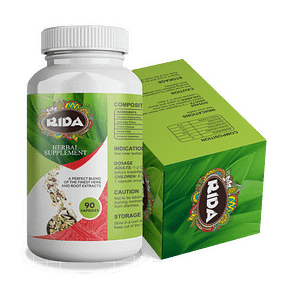 RIDA Herbal Supplement